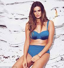 robyn lawley model launches swimwear for u0027curvy u0027 women daily