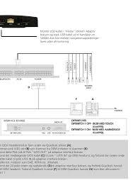 adaptiv monterings u0026 brugermanual citroen og peugeot med 7 oem