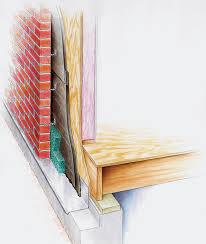 flashing brick veneer greenbuildingadvisor com
