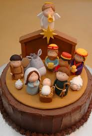top 16 cute single tier christmas cakes u2013 unique happy new year