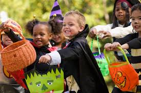 going trick or treating practice halloween safety