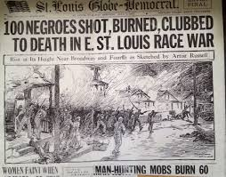 Meramec Community College Map 5 Things You Should Know About The 1917 East St Louis Race Riot