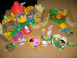 one little word she knew toxic toys fisher price little people