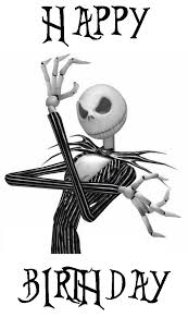 jack nightmare before christmas edible cake topper decoration