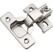 pretty cabinet hinges lowes on in x 1 1 2 in satin nickel surface