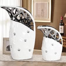Silver Vase Ceramic Silver Vase Promotion Shop For Promotional Ceramic Silver