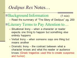 Oedipus the King Storyboard Storyboard by camgregorio