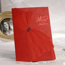 modern wedding invitations for you red card wedding invitations