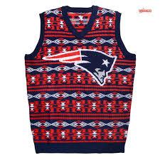 patriots sweater nfl patriots aztec print sweater vest fanswired com