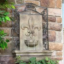 wall fountain interior design