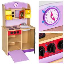 cuisine dinette enfant helloshop26 dinette cuisine dinette cuisinière en bois pour enfant