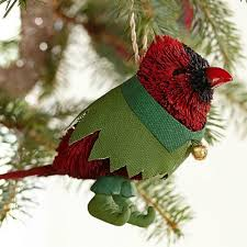 home decor bird christmas ornaments birds and blooms
