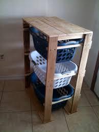 ana white pallet laundry basket dresser by pallirondack diy