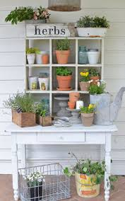 Outdoor Potters Bench Best 25 Potting Benches Ideas On Pinterest Potting Station