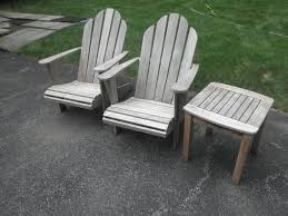 Solid Wood Patio Furniture by Best Outdoor Furniture Finish