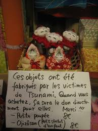 Boutique Japonaise Paris Yodoya Commémore Le 11 Mars Vente De Bienfaisance En Faveur Des