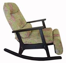 wooden rocking recliner for elderly people japanese style recliner