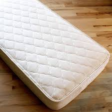 Used Crib Mattress Innerspring Certified Organic Cotton Crib Mattress Lifekind