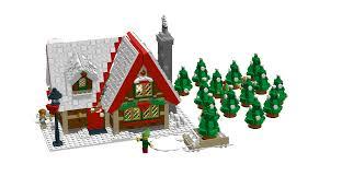 lego ideas christmas tree lot