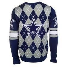 cowboys sweater dallas cowboys exclusive argyle sweater clarktoys