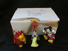 disney christmas magic ornament sets ebay