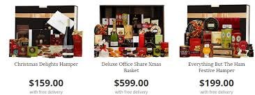 find the best place to shop for christmas hampers in sydney