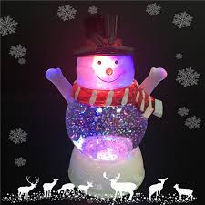 light up snow globe light up snow globe the snowman with snow globe belly with swirling