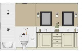 bathroom design bathroom design drawings paint sketch art