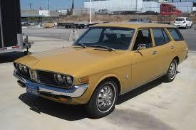 1970 toyota corolla station wagon 1973 toyota corona mk ii station wagon for sale front japanese