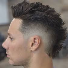 fro hawk hair cut 25 faux hawk fohawk haircuts men s haircuts hairstyles 2018