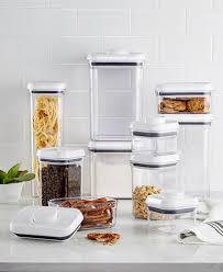 oxo black friday oxo 10 piece pop container set kitchen gadgets kitchen macy u0027s