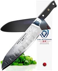 amazon com dalstrong santoku knife shogun series aus 10v