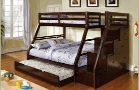 Wood Bunk Bed With Futon Bed Bunk Bed King Beguile Bunk Bed King Review U201a Formidable