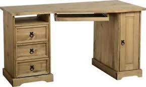Small Pine Corner Desk Corner Computer Desk Ebay