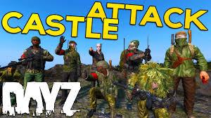 attack nespesnov castle event dayz standalone dayz tv
