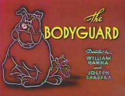 tom jerry 015 bodyguard episode