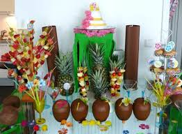 hawaiian luau party 25th birthday hawaii party the party ville party planner