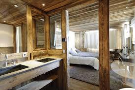 chambre chalet luxe awesome salle de bain chalet luxe design s curit la maison by