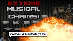 Musical Chairs Horn Extreme Musical Chairs Garry U0027s Mod Trouble In Terrorist Town