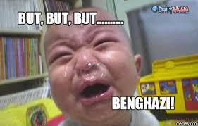 Benghazi Meme - trump comm director resigns sex scandal