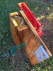 Workmate Reloading Bench Portable Reloading Bench Buildsomething Com