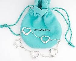 tiffany heart bracelet sterling silver images Tiffany co elsa peretti open heart bracelet sterling silver jpg