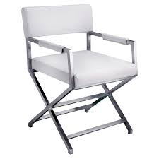 Lydia Black Leather Chrome Chairs White Leather Dining Room Chairs For Something Spesial