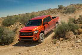 ford raptor vs toyota tundra 2016 toyota tundra trd pro review