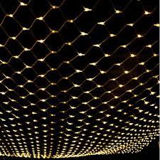 Outdoor Net Lights Aliexpress Buy Waterproof 2m 2m 144led Led Net