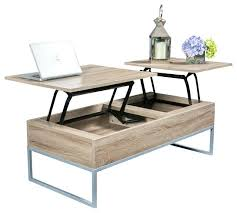 lift top coffee table storage functional lift top wood storage