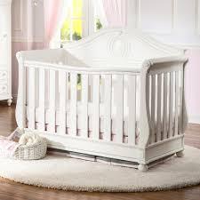 Princeton Convertible Crib by Disney Princess Magical Dreams 4 In 1 Convertible Crib By Delta Children White Jpg