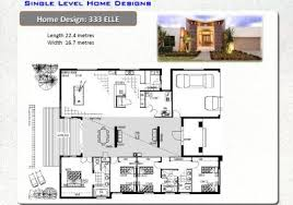 home house plans modern house plans modern plans single level modern homes