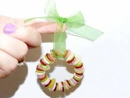 button wreath ornament tutorial the ribbon retreat