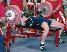 World Bench Press Champion Jennifer Thompson Ipf World Powerlifting Champion Bench Pressing